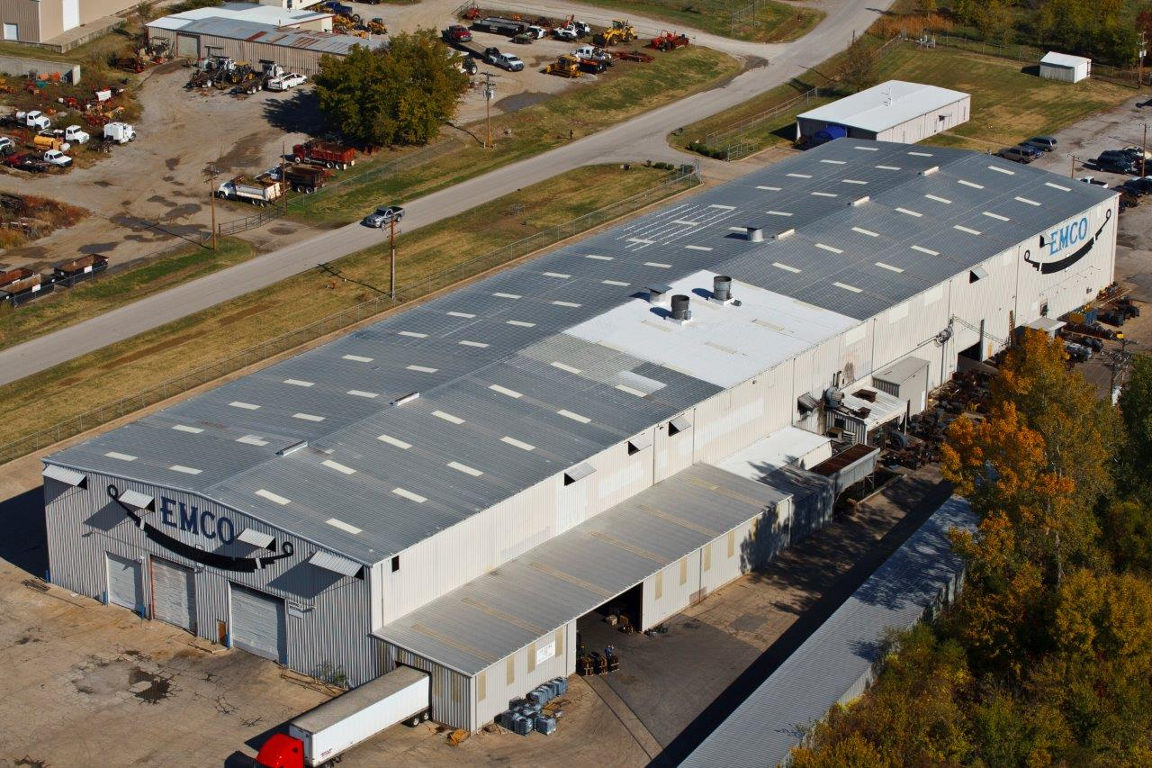 EMCO Industries Claremore, Oklahoma Facility