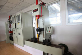 Leaf Spring Fatigue Test Machine