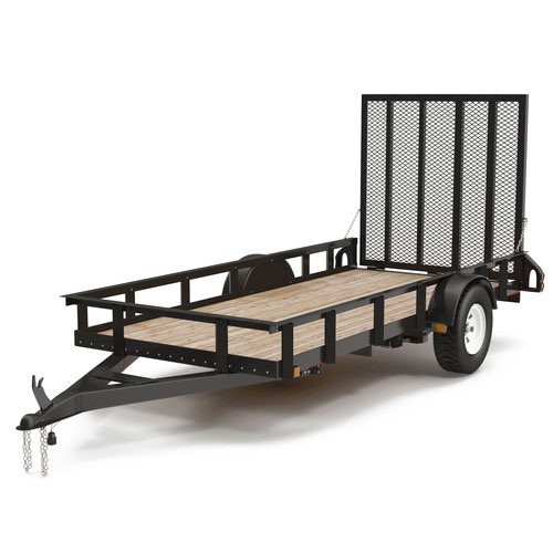 open utility trailer manufacturer